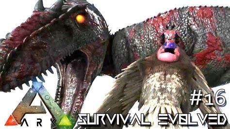 ark giga survival evolved