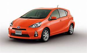 Toyota Prius C Hybrid Hatch Unlikely To Beat Regular Prius