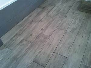 poser du carrelage imitation parquet sans joint With carrelage exterieur sans joint