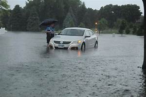 Up To 10 Inches Of Rain Falls In S. Minn., Causing Floods ...