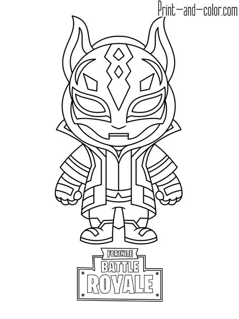 fortnite sign coloring pages coloring home