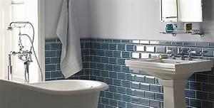 Carrelage Adhesif Mural Salle De Bain : carrelage mural salle de bain et wc ~ Zukunftsfamilie.com Idées de Décoration