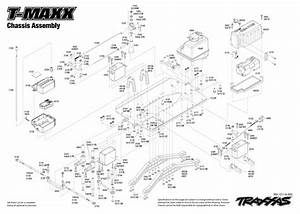Traxxas T Maxx 25 Transmission Diagram