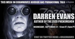 Brainwaves Episode 15: Darren Evans and the Zozo Demon ...