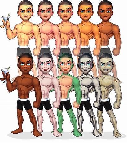 Avatar Maker Creator Skin Developers Sosfactory Photoshop