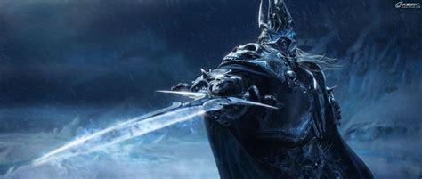 Wrath Of The Lich King Animated Wallpaper - 巫妖王之怒 开场cg动画幕后制作全解析 cg资讯 火星时代