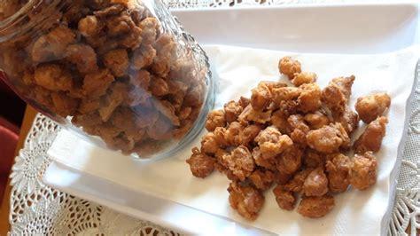 Kamu bisa mencoba membuat kue keciput tersebut di rumah dengan resep berikut ini. Resep dan Cara Membuat Kacang Telur Renyah dan Gurih - YouTube