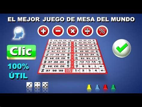 Estos juegos aunque han estado marcados por el azar también requieren de estrategias y razonamiento. EL MEJOR JUEGO DE MESA DEL MUNDO - 100% ÚTIL Y EDUCATIVO - supermente.net - YouTube