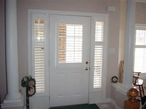 Door-Window : Front Door Blinds And Front Doors Creative Ideas