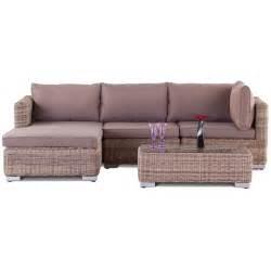 modena rattan chaise sofa set the uk s no 1 garden furniture store - Rattan Sofa Set