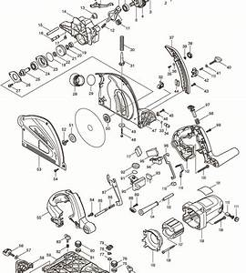 Page 2 makita sp6000k1 parts 6 1 2 plunge circular saw for Circular saw diagram