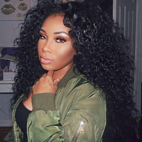aaliyahjay instagram websta aaliyah s a list curly hair styles aaliyah hair