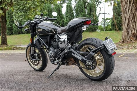 Ducati Scrambler Cafe Racer Image by Review 2017 Ducati Scrambler Cafe Racer Rm68 999