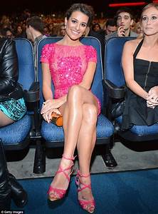 People's Choice Awards 2013: Glee's Lea Michele shows off ...