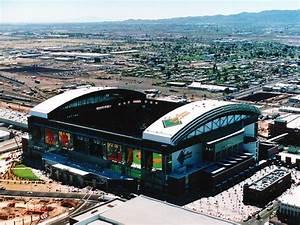 Chase Field - Phoenix, Arizona - Home of the Diamondbacks ...