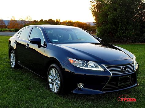 lexus hybrid 2015 2015 lexus es 300h first impression the fast lane car