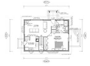 small cabins floor plans gallery for gt small cabin open floor plans