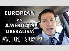 Classical Liberalism vs American Liberalism Drive Home