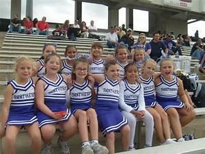 Geronimo Panther Cheerleaders