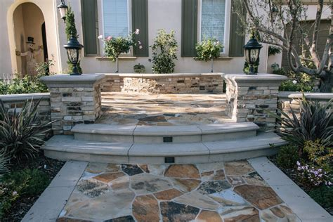 front yard steps gallery see luxury landscape designs from perspective landscape