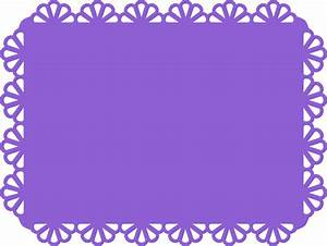 Scalloped Rectangle Frame Clipart - Clipart Suggest