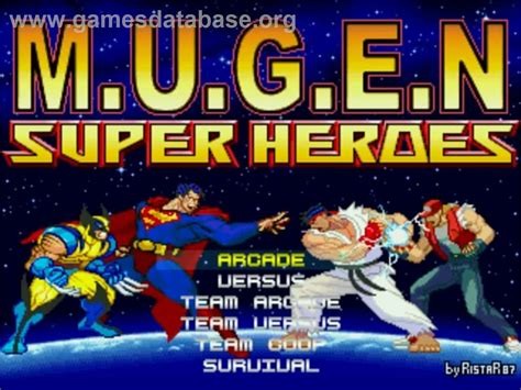 Free Download Game Dragon Ball Heroes Mugen Patup