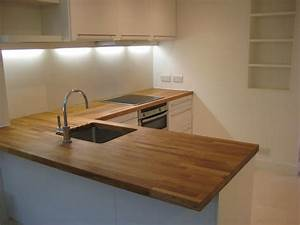 Oak worktops, solid wood 1mx620mmx38mm, ideal for table