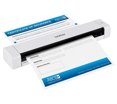 brother ds document scanner deals pc world