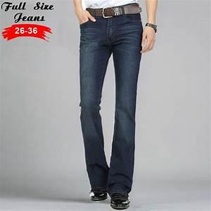 Jeans Slim Homme 2017 Mens Streetwear Flare Jeans Famous Brand Boot Cut Gental man BootCut Male ...