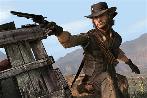 Red Dead Redemption Comes To Xbox One But Undead Nightmare