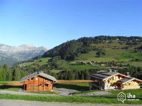 chalet in affitto a notre dame de bellecombe iha 23870