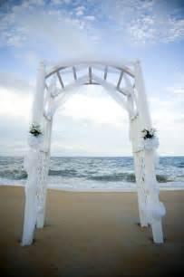 Simple Wedding Arch Ideas