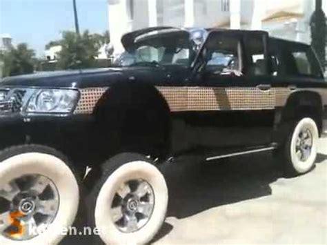 autos verbouwen echte vette auto van een arab youtube