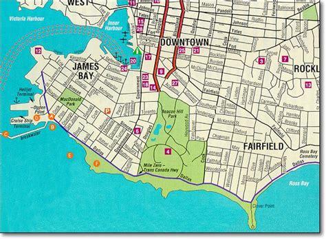 map  victoria bc