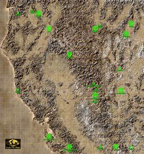 Fallout 2 Map The Vault Fallout Wiki Everything You
