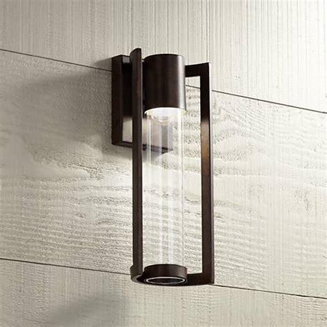maxfield bronze 15 quot high led outdoor wall light 5x281