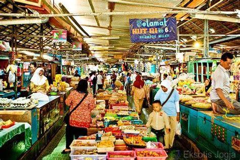 pasar kotagede pusat jajanan khas yogyakarta eksotisjogja