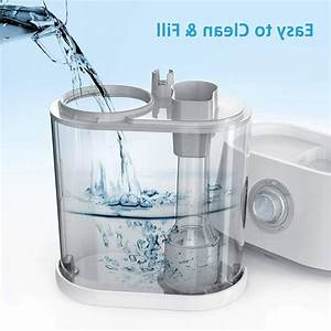 Cool Mist Humidifier 4l Quiet Ultrasonic For Bedroom 12