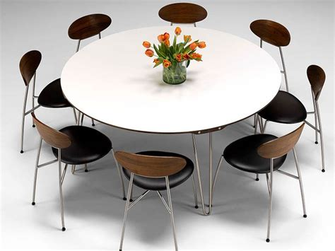minimalist modern  dining table model  ideas