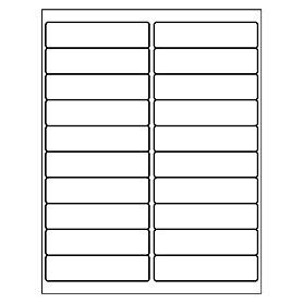 microsoft label templates 5161 label template printable label templates