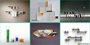 20 piccole librerie dal design moderno for Librerie design moderno