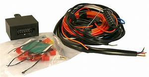Troubleshooting Lighting Functions On Trailer Wiring Harness