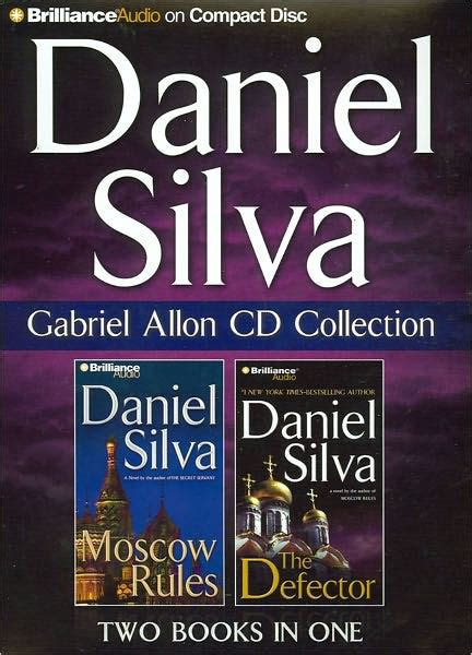 A fan site dedicated to filling the roles in the forthcoming gabriel allon movie or miniseries. Gabriel Allon CD Collection: Moscow Rules / The Defector by Daniel Silva, Phil Gigante ...