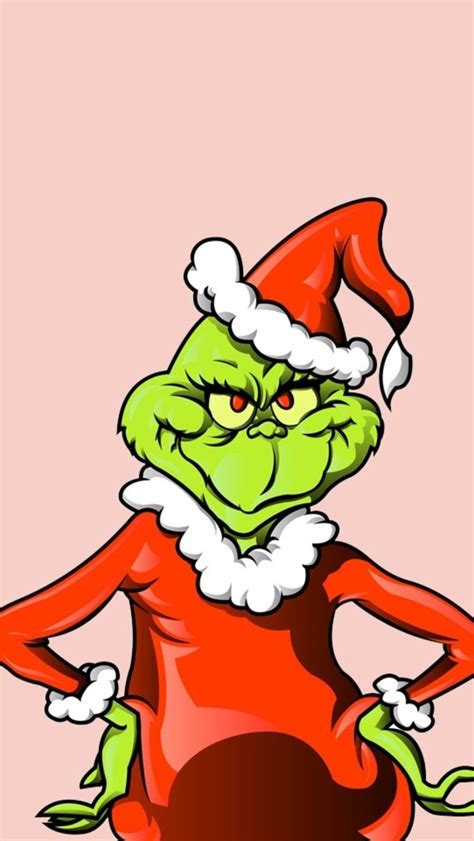 Grinch Wallpaper Iphone by The Grinch Illustration Iphone 5 Wallpaper