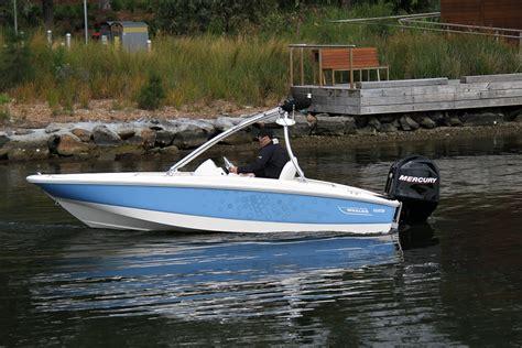Small Boat Vs Jet Ski by Fibreglass Aluminium Or Plastic Boat Boatadvice