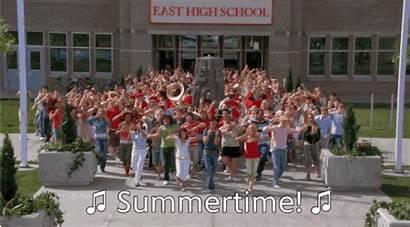 Summer Musical Disney Beach Giphy Break Campus