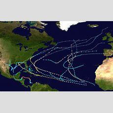 1998 Atlantic Hurricane Season Wikipedia