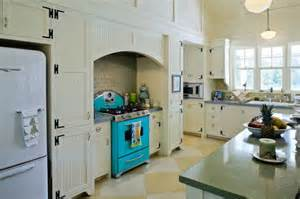 decorating ideas for top of kitchen cabinets add style to your kitchen with retro appliances