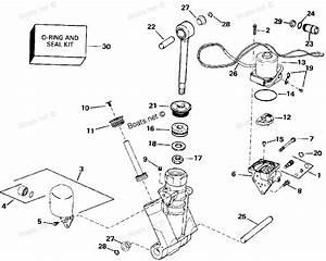 I Have A  U0026 39 92 115 Hp 4 Cylinder 2 Stroke Engine  I Was