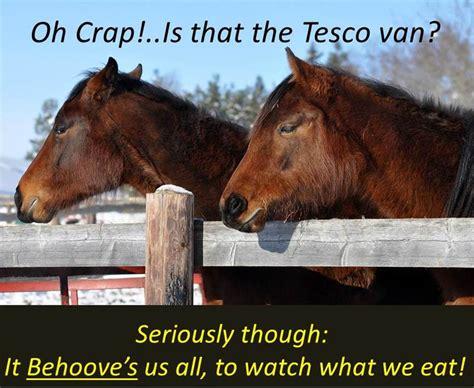 scandal horsemeat horse meat veggie reason go scandel gardening